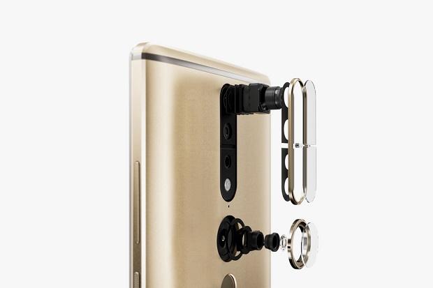 Lenovo Phab 2 Pro станет первым коммерческим смартфоном Project Tango