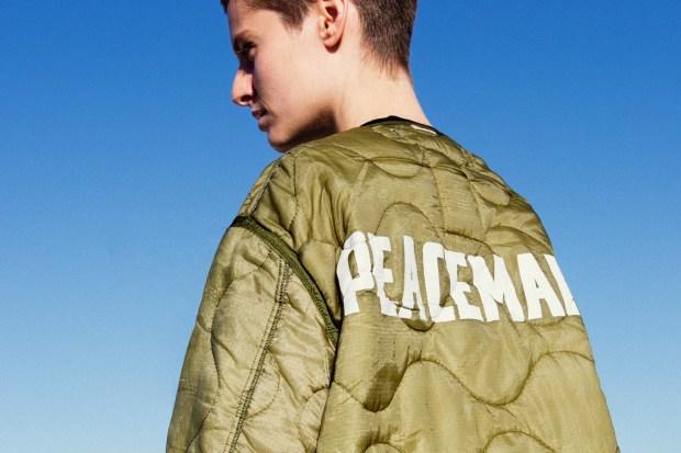 OAMC представляет коллекцию курток «Peacemaker» эксклюзивно для Colette