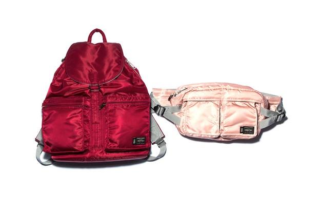 Pigalle выпустил эксклюзивную коллекцию сумок Porter
