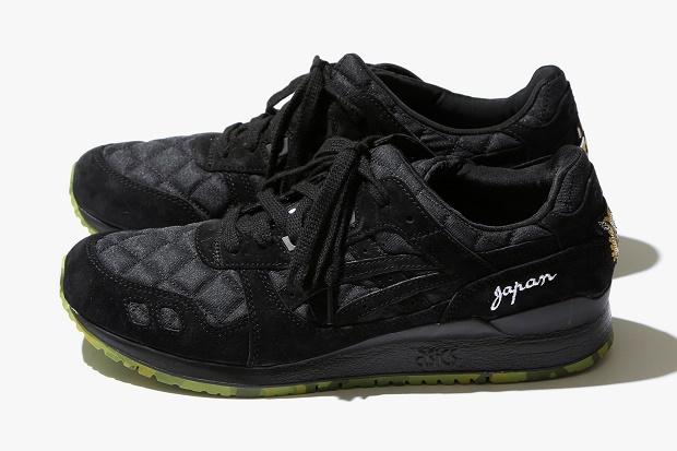Кроссовки BEAMS x mita sneakers x ASICS GEL-Lyte III
