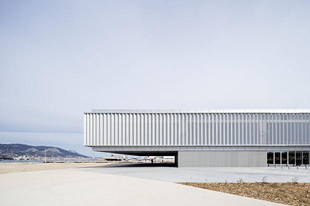 Компания DATA[architectes] закончила строительство роскошного казино на юге Франции