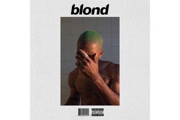 Фрэнк Оушен выпустил новый альбом Blonde