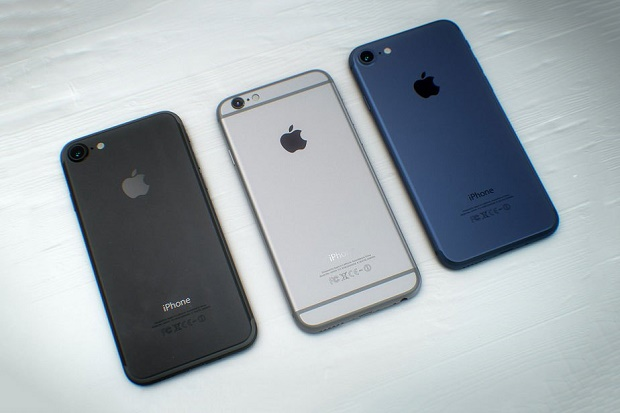 iPhone 7 Space Black: новые рендеры от Мартина Хайека