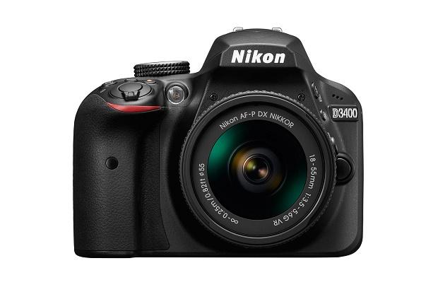 Nikon анонсировала зеркальную камеру начального уровня D3400
