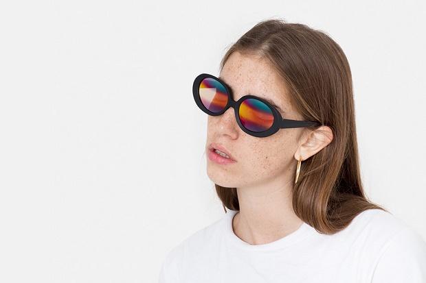Компания RETROSUPERFUTURE выпустила новые радужные очки