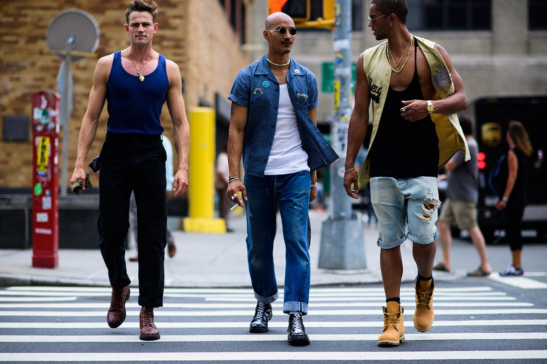 Nyc pride march ignores black and latino gays, protesters say