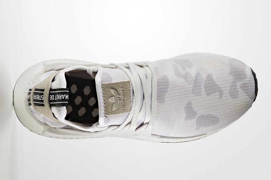 adidas выпустит две новых расцветки «Duck Camo» для модели NMD XR1