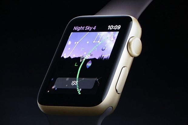 Apple представила Apple Watch Series 2