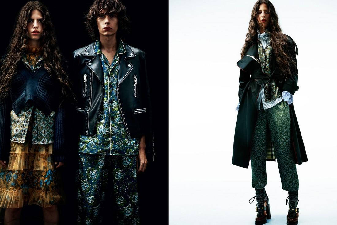 Нью-Йоркская коллекция от Burberry x Barneys New York представляет элегантную повседневную одежду