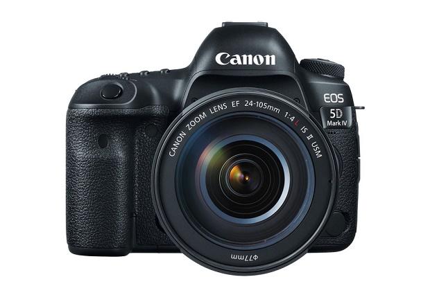 Canon EOS 5D Mark IV: зеркальный фотоаппарат с поддержкой 4K-видео