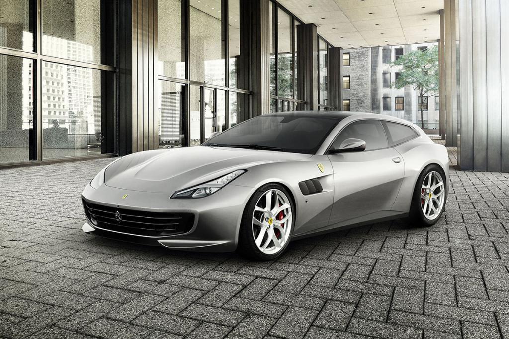 Ferrari GTC4Lusso T: четырёхместный суперкар с турбомотором V8