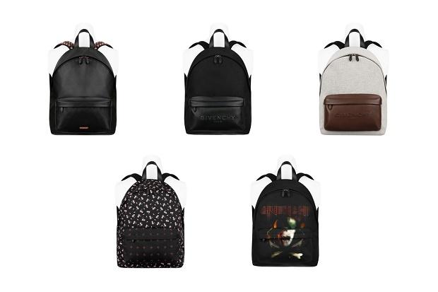 Givenchy представила коллекцию сногсшибательных рюкзаков