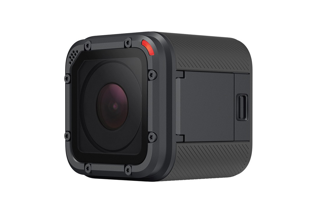 GoPro представила квадрокоптер Karma и новые экшен-камеры линейки Hero 5