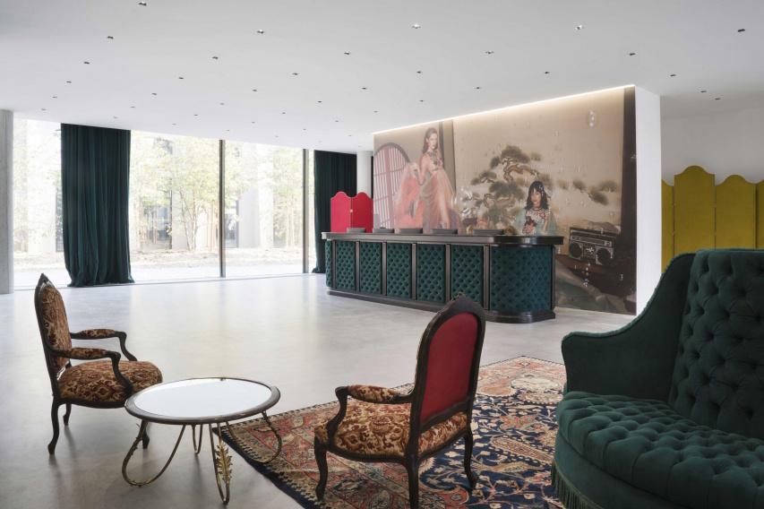 Gucci открывает новую штаб-квартиру площадью 377 тысяч квадратных футов в Милане