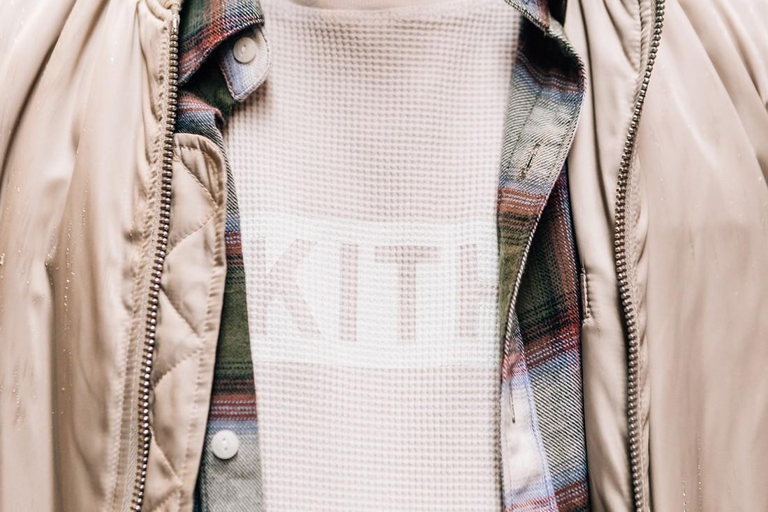Лукбук новой коллекции KITH осень/зима 2016