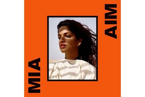 Премьера пятого студийного альбома M.I.A. — «AIM»