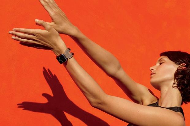 Hermes снабдил «умные» часы Apple новыми ремешками