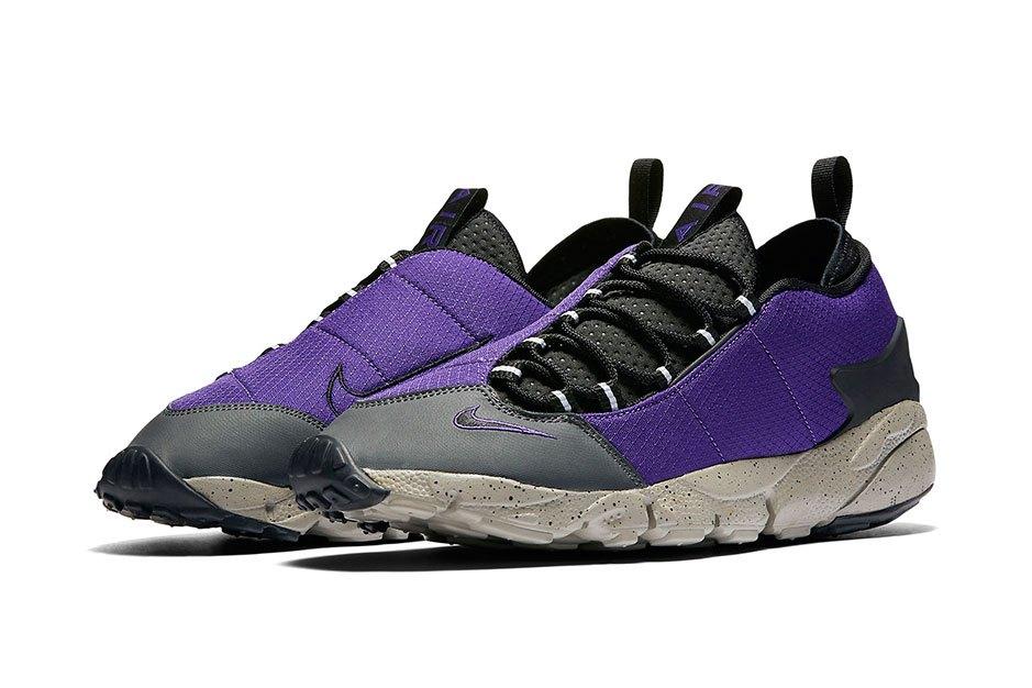 Nike Air Footscape Motion возвращаются этой осенью