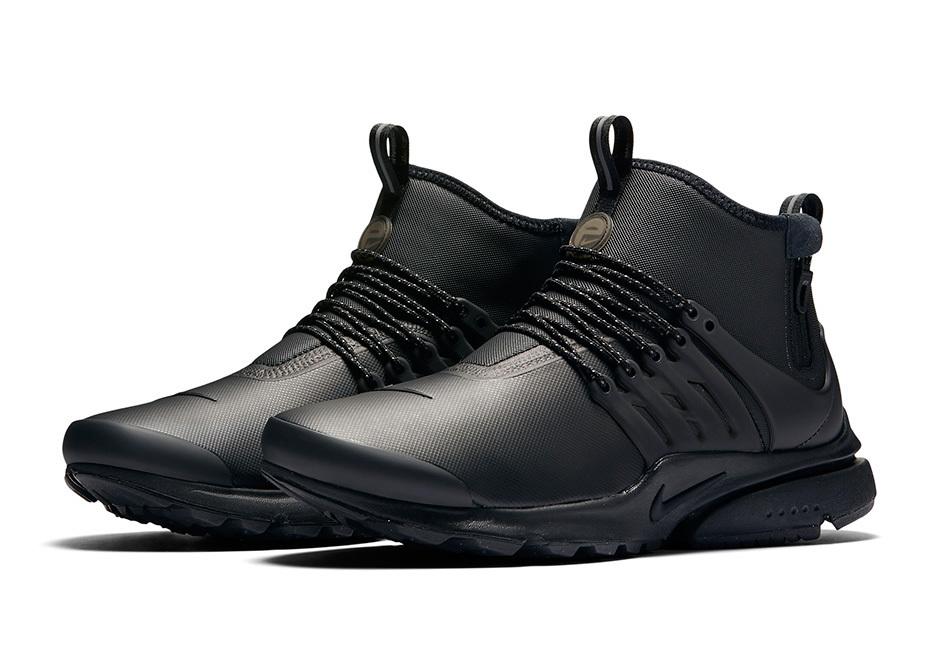 Компания Nike официально представляет Air Presto Mid Utility