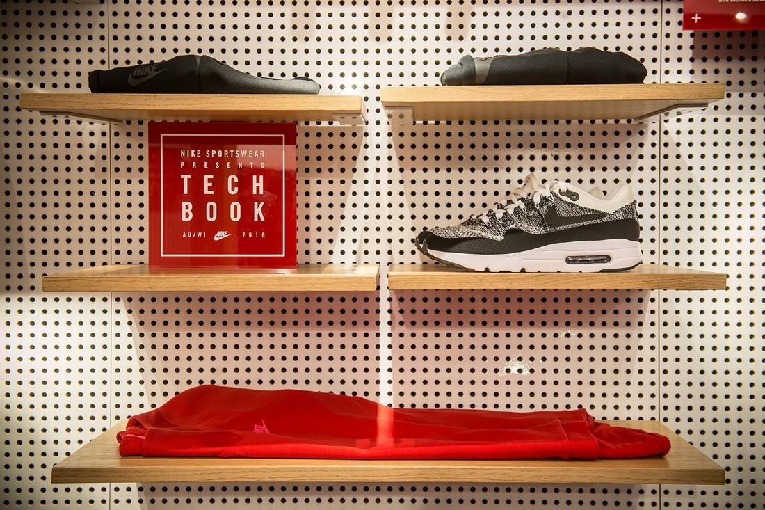 Заглянем в студию Nike Tech Pack в Риме