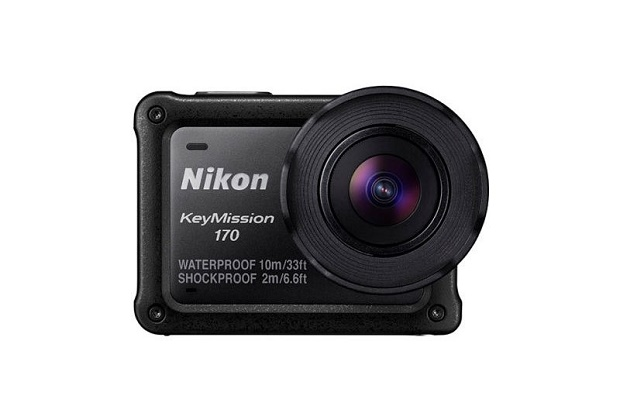 Серию экшн-камер Nikon пополнили модели KeyMission 170 и KeyMission 80