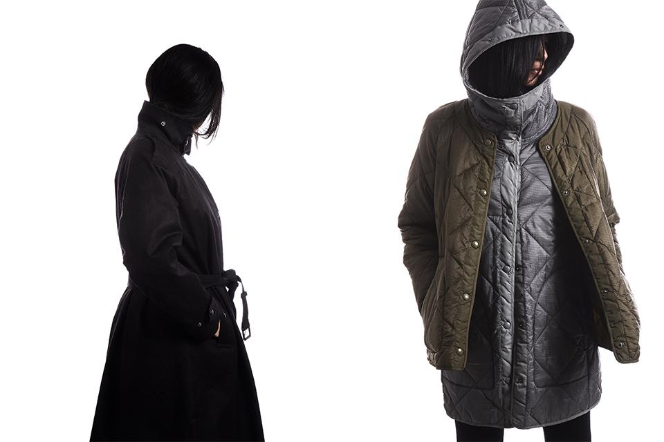 Функциональный люкс вдохновленный стилем милитари от Sempach осень/зима 2016