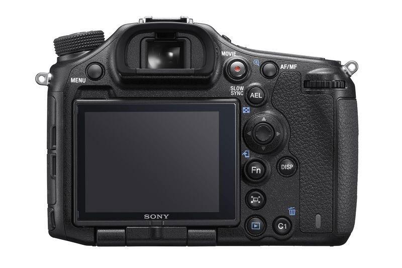 Представлена камера Sony a99 II
