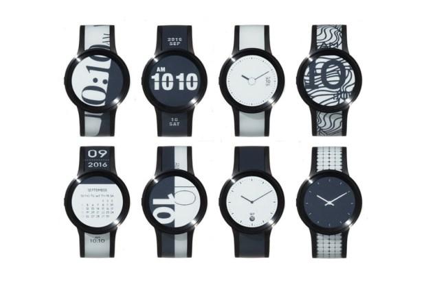 Sony просит инвестиций для новых часов FES E-Paper