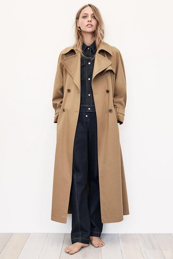 Вещи из экологичных материалов в новой линии Zara