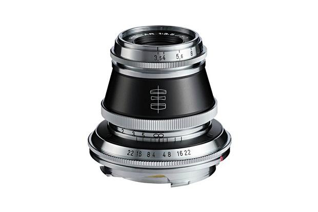 Объектив Voigtlander Heliar Vintage Line 50mm f/3.5 VM предназначен для камер Leica M