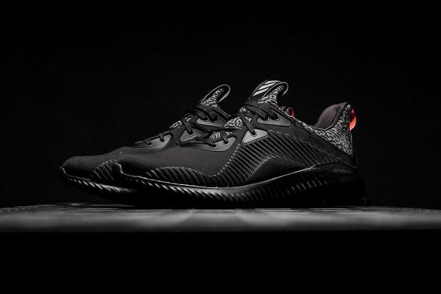 """Подробное рассмотрение adidas AlphaBOUNCE """"Core Black"""""""