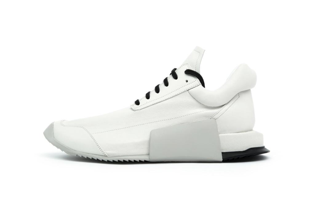 adidas by Rick Owens запускает футуристические дизайны для коллекции весна/лето 2017