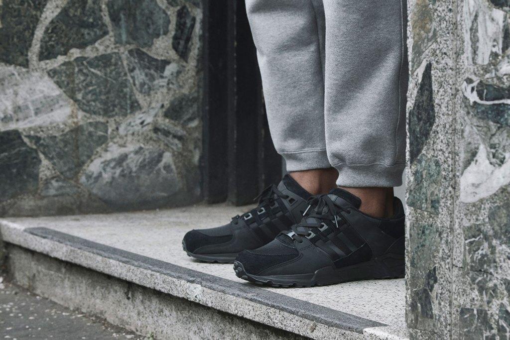 adidas возвращает продукцию для своей линии Equipment