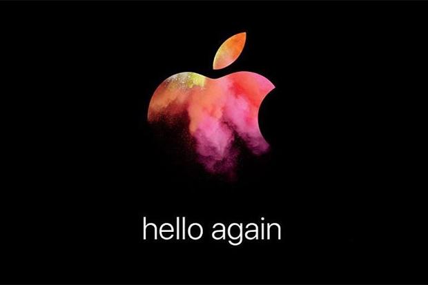 Apple приглашает на презентацию 27 октября