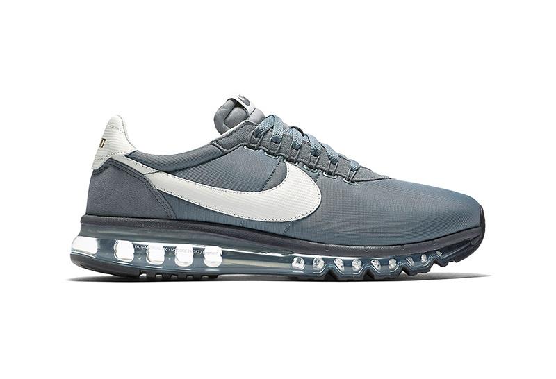 Кроссовки fragment design и Nike Air Max LD Zero выпустят в двух новых цветах