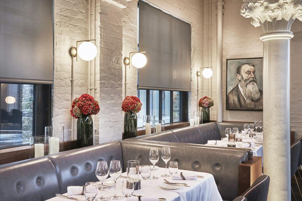Определен самый красивый в мире ресторан