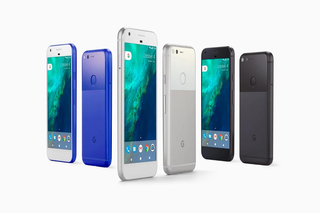 Google представила Pixel и Pixel XL