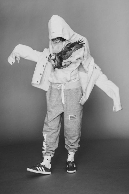 Heron Preston и Gap выпускают тренировочный костюм