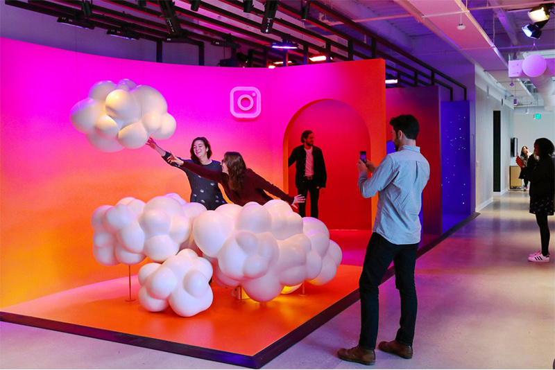 В честь своей шестой годовщины Instagram обзавелся новым офисом