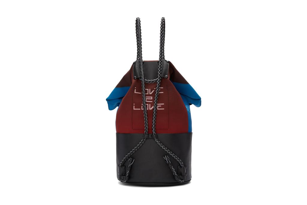 Вдохновленное гонками ателье Maison Margiela представляет новый рюкзак