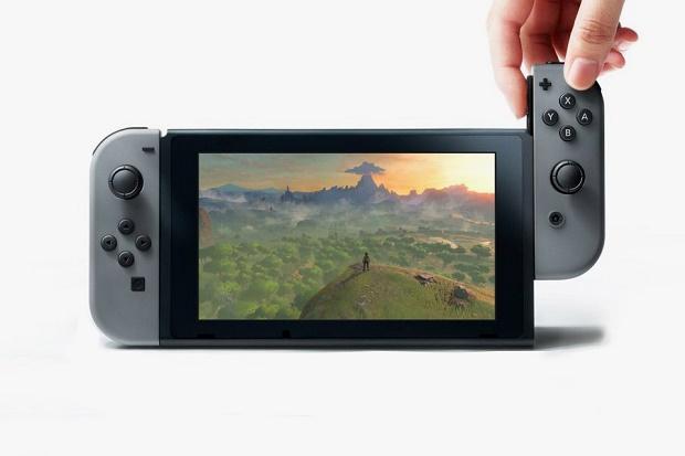 Nintendo показала игровую консоль Switch следующего поколения