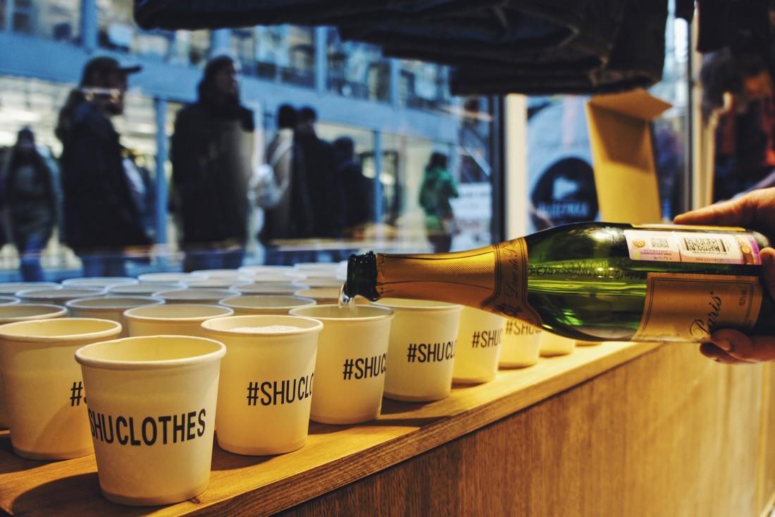 Открытие нового петербургского магазина SH'U