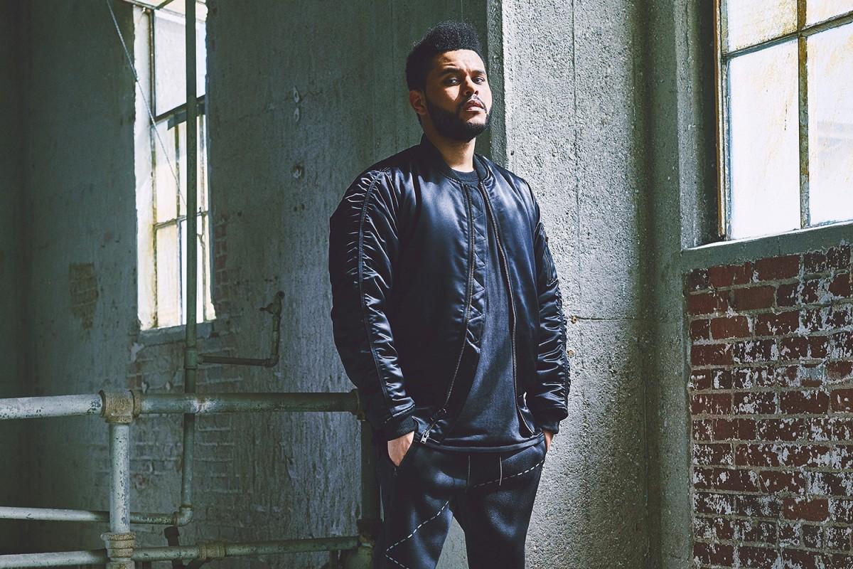 The Weeknd создаст коллекцию для PUMA