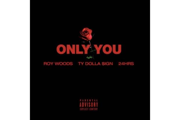 Roy Wood$ опубликовал трек Only You