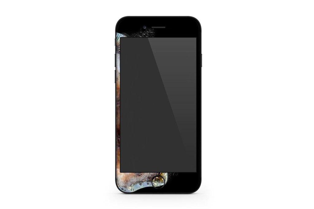Новый чехол для iPhone имитирует сгоревший Galaxy Note 7
