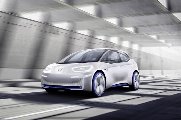 Электромобиль Volkswagen I.D. проедет 600 км без подзарядки