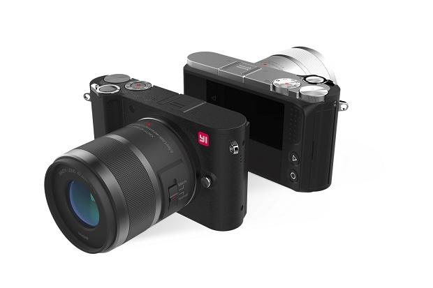 XiaoYi представила беззеркальную камеру M1