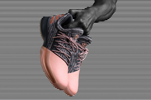 adidas представили первую именную модель Джеймса Хардена