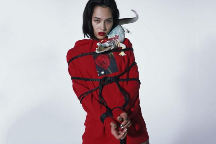Supreme объединился с японским фотографом Нобуеси Араки