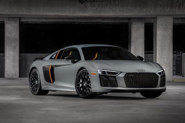 Audi R8 V10 Plus в версии Exclusive Edition